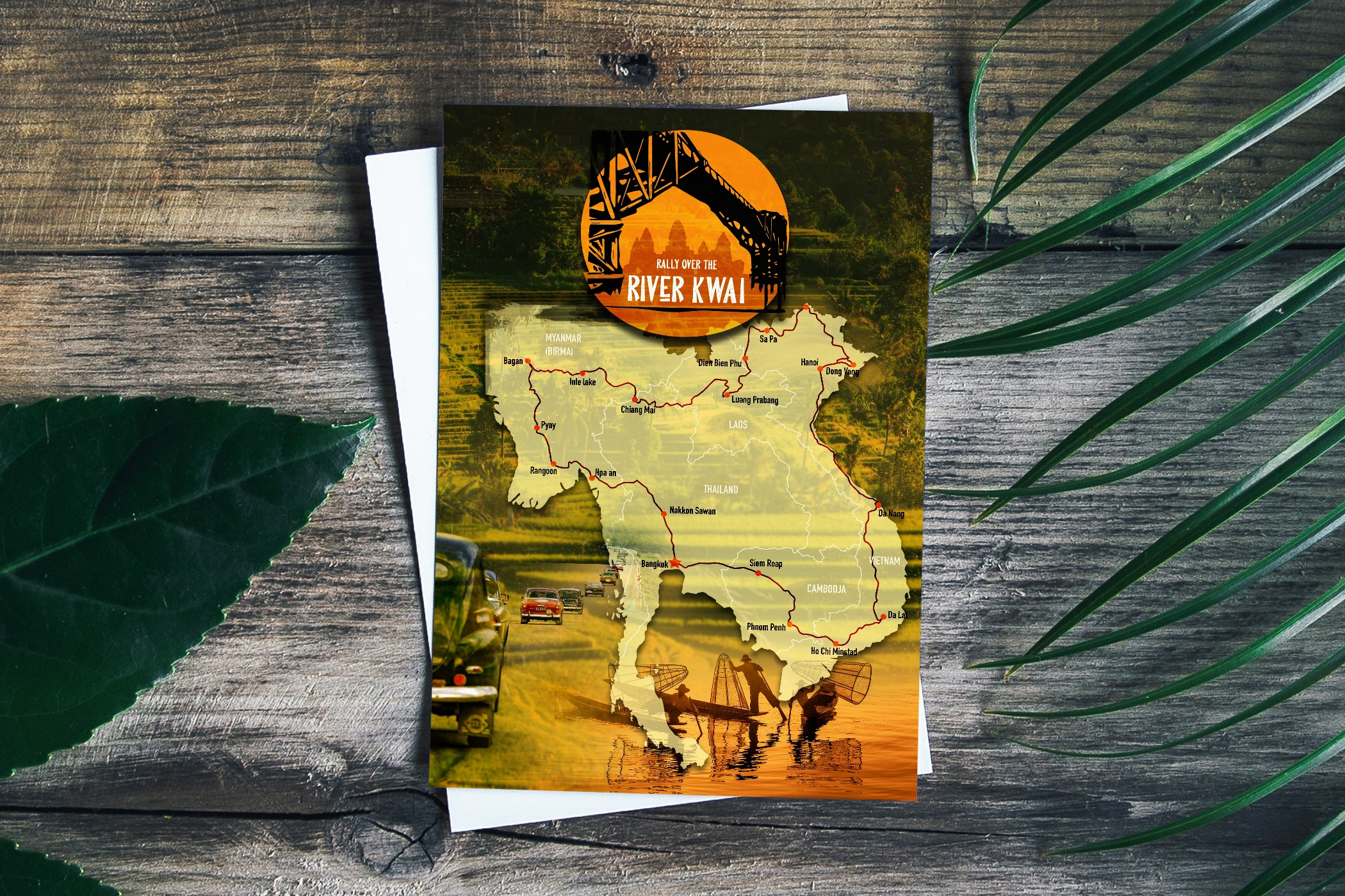 Brochure Indochina